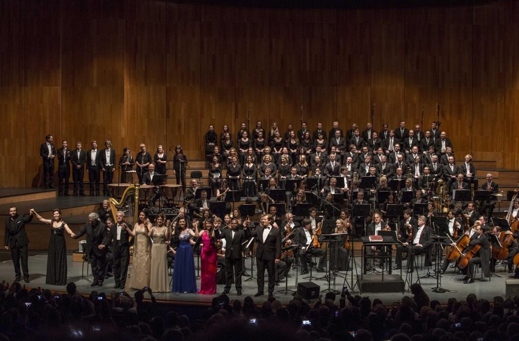 О феноменальности предсказуемого: на Зальцбургском Летнем фестивале прозвучало концертное исполнение оперы Ж. Массне «Таис»