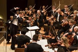 Симфонический оркестр Баварского радио под управлением Дэниела Хардинга