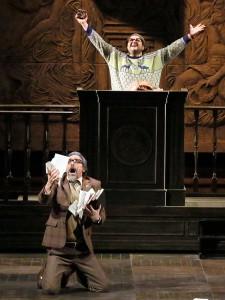 «Дон Паскуале» в Большом театре