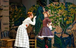 Балет «Тщетная предосторожность» в Екатеринбургском государственном академическом театре оперы и балета