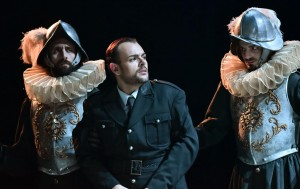 Анна Болейн в театре Реджо в Парме
