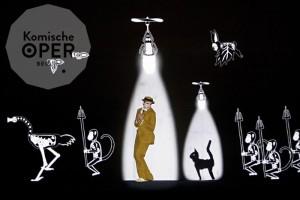 «Волшебная флейта» на сцене берлинской Комише Опер