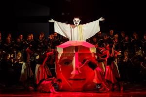 Царь Эдип в Александринском театре