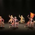 На сцене Мариинского театра впервые выступили артисты тайского театра масок Кхон