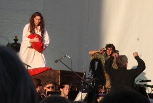 Царская невеста в Коломенском кремле