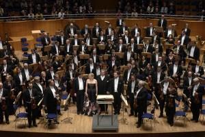 Оркестр Дрезденской Штаатскапеллы с Кристианом Тилеманом концерт
