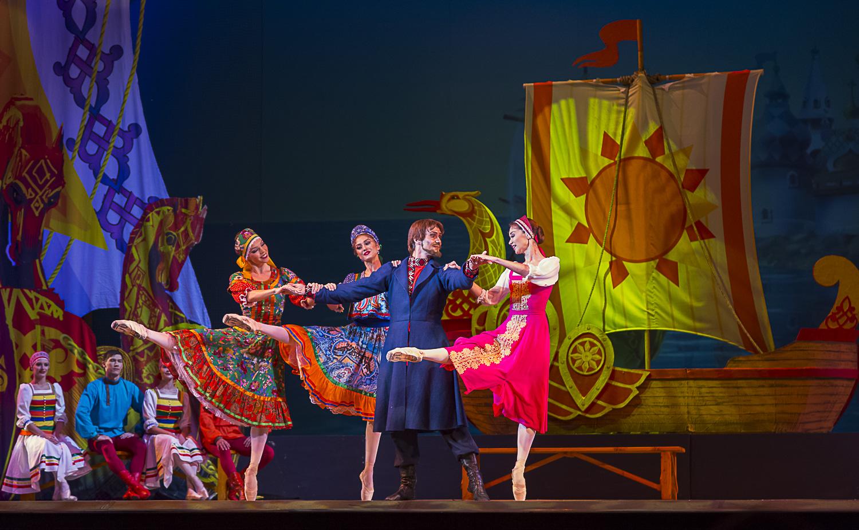 Аленький цветочек в Башкирском театре оперы и балета