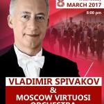 Владимир Спиваков и «Виртуозы Москвы» в концертном зале Barbican Hall