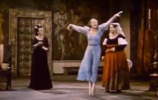 Балет Л. Лавровского на музыку С. Прокофьева «Ромео и Джульетта»