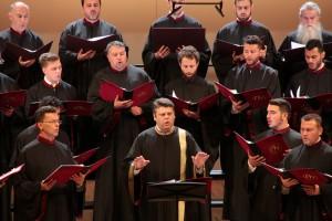 Византийский хор Фессалоникис имноди. (Греция , Салоники)