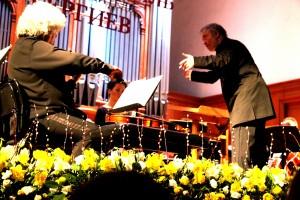 В БЗК оркестр Мариинского театра под управлением Валерия Гергиева открыл симфоническую программу XVI Московского Пасхального фестиваля