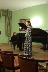 Елена Золотова и Михаил Турпанов