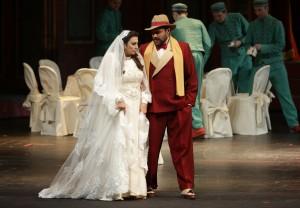Сицилийская вечерня Мариинский. Гулегина и Абдразаков