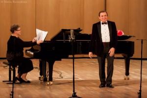 творческий вечер, посвящённый 90-летию Валентины Николаевны Левко.