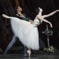 Танец «Жизель»: па-де-де второго действия