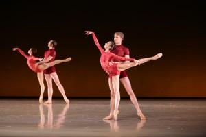 «Творческая мастерская молодых хореографов» на фестивале балета «Мариинский»