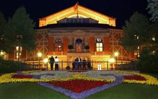 Фестиваль Вагнера в Байройте