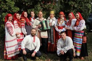 Фольклорный ансамбль Воскресение, Липецк