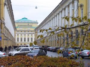 Академия русского балета. Фотограф Валентин Барановский