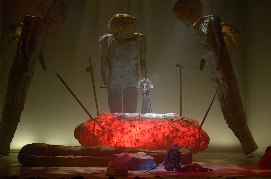 сцена из Валькирии