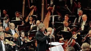 В Швейцарии и Испании выступит Большой симфонический оркестр имени Чайковского