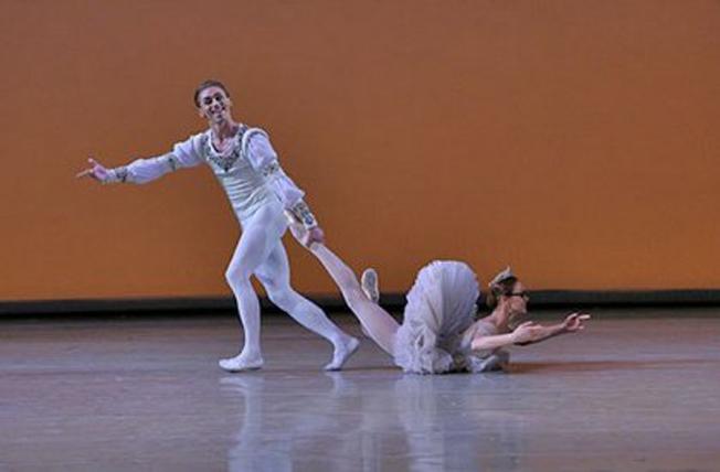 балетный юмор