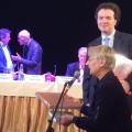 Пресс-конференция Евгения Кисина и презентация его книги «Воспоминания и размышления» в Центральном Доме журналистов. 9 сентября 2017