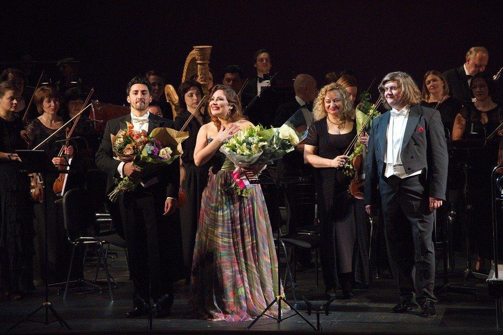 Звёзды мирового вокала на московской сцене