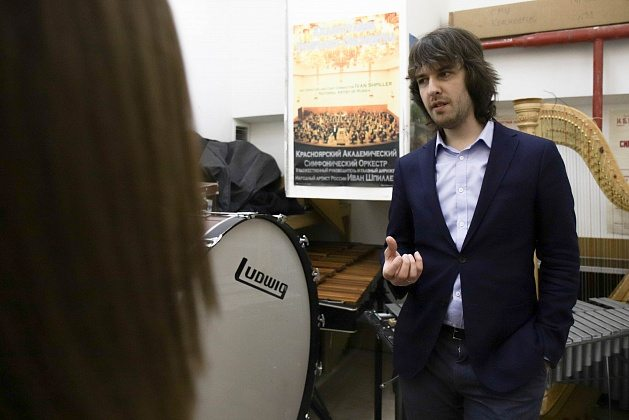 """Виолончелист Александр Рамм: «В музыкальной школе меня огорошили тем, что уже поздно начинать играть на скрипке. Но сказали, что есть """"скрипка побольше""""»"""