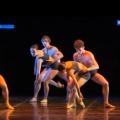 На Зимнем фестивале искусств итальянские артисты представили балет «Средиземноморье»
