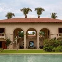 Интерьер с обложки: дом Михаила Барышникова в Доминикане