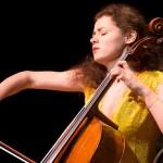 Российская виолончелистка покорила Харбин