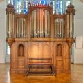Играл орган…