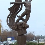 В Татарстане открыли первый в России памятник Рудольфу Нурееву
