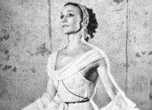 Эсмеральды из двух разных балетных эпох