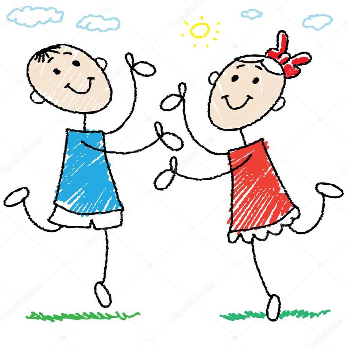 Картинки я танцую для детей по этапам, картинки днем
