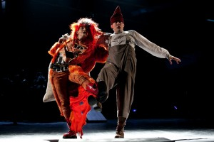 На XIV Всероссийском фестивале «Арлекин» в Петербурге покажут лучшие спектакли для детей