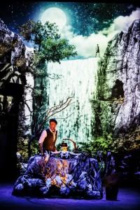 Сцена в Волчьей долине. С.Суле - Каспар