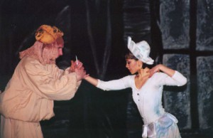 Балет Синяя птица театр имени Н. И. Сац_2