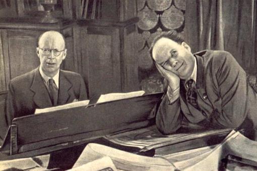Искусство как пропаганда: сотрудничество Эйзенштейна и Прокофьева