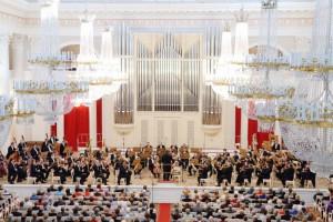 Петербургская музыкальная весна