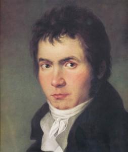 Бетховен создал Сонату для скрипки и фортепиано № 4