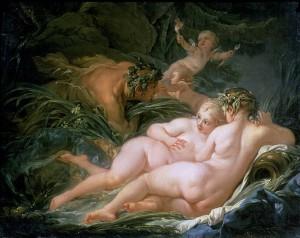 Клод Дебюсси «Послеполуденный отдых фавна»