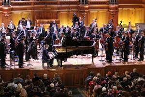 Фото с концерта предоставлены пресс-службой Государственного симфонического оркестра Республики Татарстан