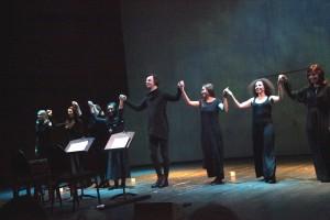 Теодор Курентзис сыграл «Свадьбу» в Доме музыки