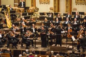 Марис Янсонс и симфонический оркестр Баварского радио
