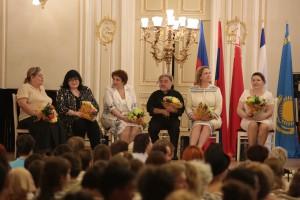 Жюри конкурса. Фото Анатолия Медведя.