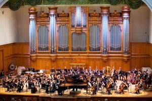 Йельский симфонический оркестр, Yale Symphony Orchestra (YSO), совершил гастрольный тур по России