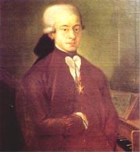 Вольфганг Амадей Моцарт. Симфония № 40 соль-минор