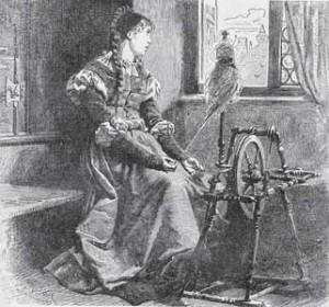 Франц Шуберт «Маргарита за прялкой»